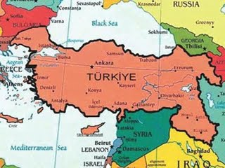 map distributed to istanbul schools redraws borders of turkey